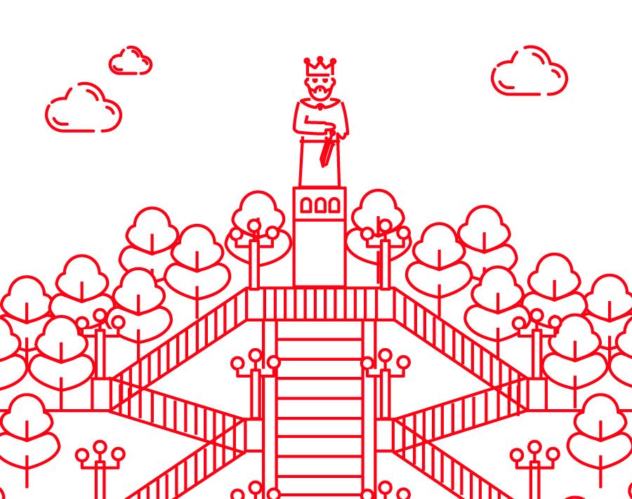 Zaragoza en iconos