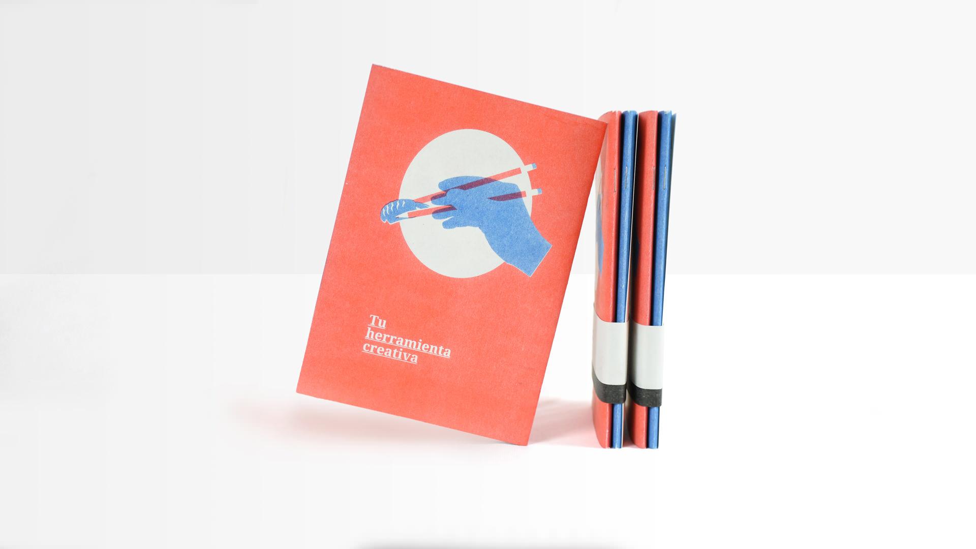 Cuadernillos de verano para creativos
